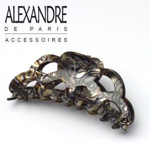 アレクサンドルドゥパリ マウンテン クリップ オニキス (L) Alexandre de Paris|daily-3