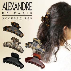 アレクサンドルドゥパリ クリップ Basic Classique PINCE (M)  ACCM-7705 選べるカラー Alexandre de Paris|daily-3