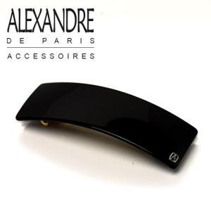アレクサンドルドゥパリ バレッタ ブラック Alexandre de Paris|daily-3