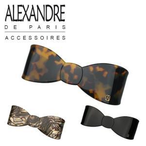 アレクサンドルドゥパリ バレッタ SOUVENIR AA8-6798-07 選べるカラー Alexandre de Paris daily-3