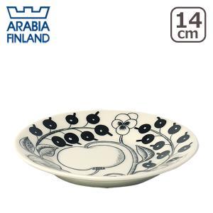 アラビア ブラックパラティッシ 14cmプレート daily-3