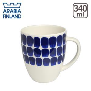 アラビア 24h トゥオキオ マグカップ 340ml コバルトブルー GF1 daily-3