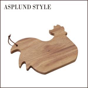 ASPLUND (アスプルンド) アカシアキッチンツールコレクション ウッデントリベット ルースター|daily-3