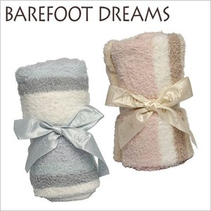 BAREFOOT DREAMS #427 マルチストライプ ブランケット daily-3