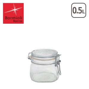 Bormioli Rocco(ボルミオリロッコ) ガラス製 フィド ジャー 0.5L|daily-3