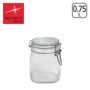 Bormioli Rocco(ボルミオリロッコ) ガラス製 フィド ジャー 0.75L|daily-3