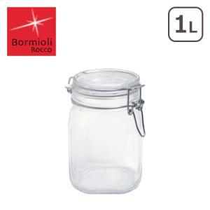 Bormioli Rocco(ボルミオリロッコ) ガラス製 フィド ジャー 1L|daily-3