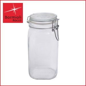 Bormioli Rocco(ボルミオリロッコ) ガラス製 フィド ジャー 1.5L|daily-3