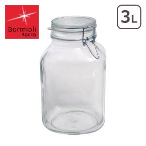 Bormioli Rocco(ボルミオリロッコ) ガラス製 フィド ジャー 3L|daily-3