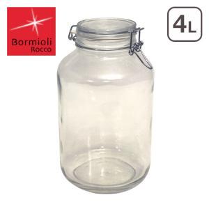Bormioli Rocco(ボルミオリロッコ) ガラス製 フィド ジャー 4L|daily-3
