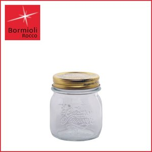 Bormioli Rocco(ボルミオリロッコ) ガラス製 クアトロスタッジオーニ(スタジオーニ)ジャー 0.25L|daily-3