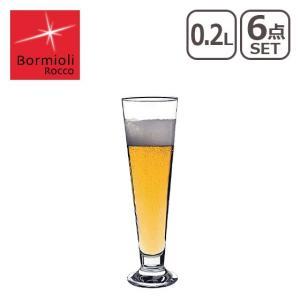 Bormioli Rocco(ボルミオリロッコ)ビアグラス パラディオ ピルスナー 0.2L 1.65261 (6個入)RBR-07|daily-3