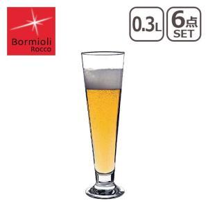 Bormioli Rocco(ボルミオリロッコ)ビアグラス パラディオ ピルスナー 0.3L 1.65271 (6個入)RBR-08|daily-3