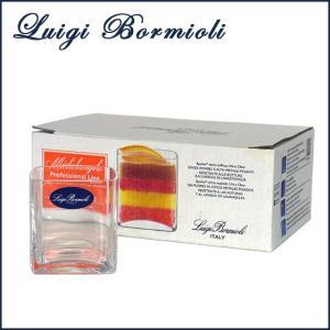 ルイジ ボルミオリ グラス ミケランジェロ キューブ (6ヶ入)11623/01 Luigi Bormioli|daily-3