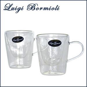 ルイジ ボルミオリ グラス ダブルウォールドリンクデザイン(2ヶ入) エスプレッソマグ 8881/04 Luigi Bormioli|daily-3