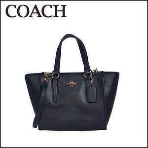 コーチ COACH MINI CROSBY CARRYALL 33537 LINAV(ネイビー)2WAY ショルダーバッグ|daily-3