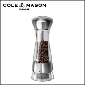 コール&メイソン(Cole & Mason) ペッパーミル 胡椒挽き グルメプレシジョン H59301G|daily-3