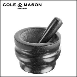 コール&メイソン(Cole & Mason) すりこぎ 乳棒&乳鉢 ハーブ&スパイスグラインダー H100279|daily-3