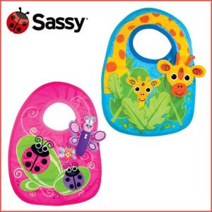 Sassy(サッシー) ファンタイムビブ 選べる2柄スタイ|daily-3