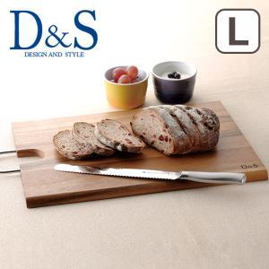 D&S(デザイン アンド スタイル)な木製(アカシア) カッティングボード L MP.196・A-L daily-3