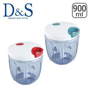 D&S(デザイン アンド スタイル) マルチ・フードカッター 11pcsセット 選べるカラー daily-3