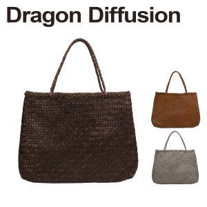 ドラゴンディフュージョン Dragon Diffusion レザーメッシュ トートバッグ 8099 SOPHIE BIG 選べるカラー|daily-3