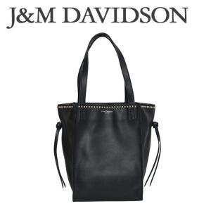 【訳あり】J&M DAVIDSON (ジェイアンドエムデヴィッドソン)トートバッグ BELLE MINI W/STUDS(ベルミニ ウィズ スタッズ) 1531N 7314 BLACK 3|daily-3
