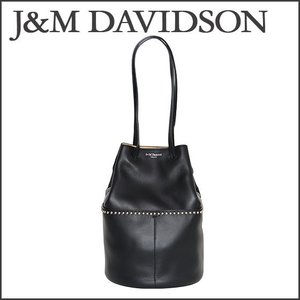 【訳あり】J&M DAVIDSON (ジェイアンドエムデヴィッドソン)ハンドバッグ MINI DAISY W/STUDS 1428N 7314 BLACK 3|daily-3