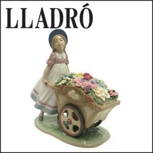 リヤドロ LLADROお花屋さん 6521 daily-3