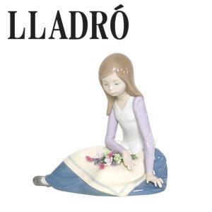 リヤドロ 人形 LLADRO あなたを待ちながら 9221|daily-3