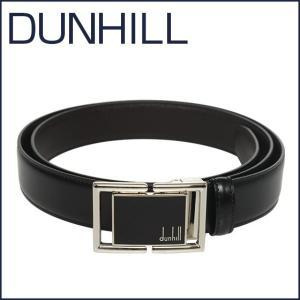 DUNHILL(ダンヒル)リバーシブルベルト BPB750 ブラック ・ ダークブラウン|daily-3