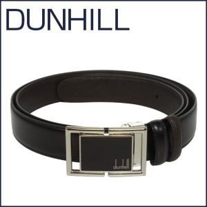 DUNHILL(ダンヒル)リバーシブルベルト BPB150 ブラック ・ ダークブラウン|daily-3