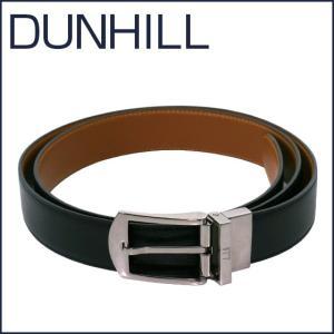 DUNHILL(ダンヒル)ワンタッチリバーシブルベルト HPC760 ブラック ・ ライトブラウン|daily-3