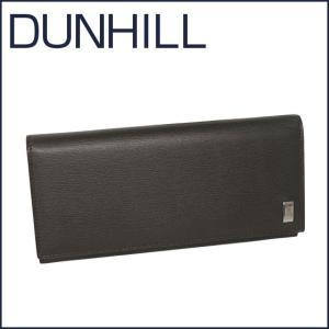 DUNHILL(ダンヒル)SIDECAR レザー 長財布(小銭入れ付き) FP1010E ダークブラウン|daily-3