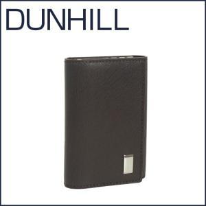 DUNHILL(ダンヒル)SIDECAR レザー キーケース FP5020E ブラウン|daily-3