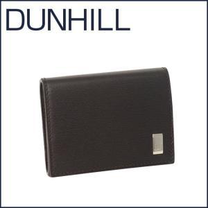 DUNHILL(ダンヒル)SIDECAR レザー 小銭入れ FP8000E ブラウン|daily-3