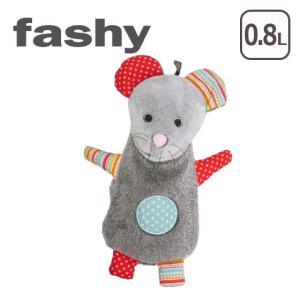 ファシー アニマル 湯たんぽ・水枕 'Mimi'mouse ネズミのミミ 0.8L やわらか湯たんぽ マウスドール|daily-3