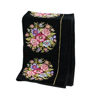 フェイラー FEILER バスタオル 75x150cm ビエンナ ブラック|daily-3