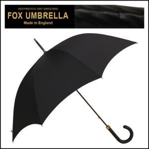 フォックスアンブレラズ FOX UMBRELLAS 傘 メンズ GT18 シングル ホーン インサート ハードウッドハンドル|daily-3
