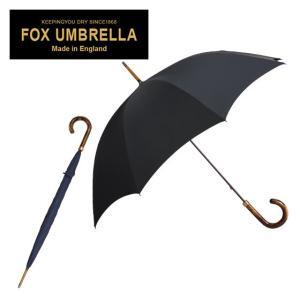 フォックスアンブレラズ FOX UMBRELLAS 傘 メンズ GT18 ダブル ホーン インサート ハードウッドハンドル 選べるカラー|daily-3