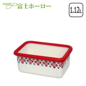 富士ホーロー クッカ 角容器 cukka 深型角容器 M|daily-3
