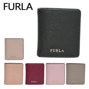 フルラ バビロン ミニ二つ折り財布 BABYLON S BI-FOLD PR74 B30 選べるカラー|daily-3