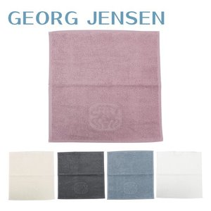 ジョージ・ジェンセン ダマスク ハンドタオル 32x32cm コットン Georg Jensen Damask 選べるカラー daily-3