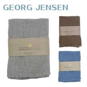 ジョージ・ジェンセン ダマスク リネン ディッシュクロス 2枚セット Georg Jensen Damask 選べるカラー daily-3
