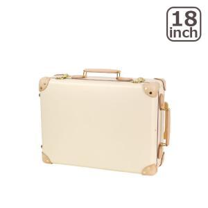 グローブトロッター サファリ 18インチ TROLLEY CASE スーツケース2輪 IVORY & NATURAL|daily-3