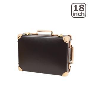 グローブトロッター サファリ 18インチ TROLLEY CASE スーツケース2輪 COFFEE BROWN & NATURAL|daily-3