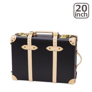 グローブトロッター サファリ 20インチ TROLLEY CASE スーツケース2輪 COFFEE ...