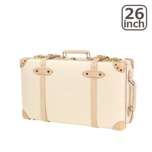 グローブトロッター サファリ 26インチ EXTRA DEEP TROLLEY CASE スーツケース2輪 IVORY & NATURAL|daily-3