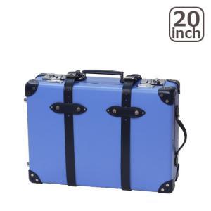 グローブトロッター クルーズ 20インチ TROLLEY CASE スーツケース2輪 ROYAL BLUE & NAVY|daily-3