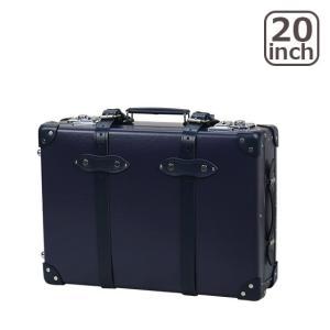 グローブトロッター センテナリー 20インチ TROLLEY CASE スーツケース2輪 NAVY/...